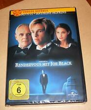 DVD - Rendezvous mit Joe Black - Brad Pitt - Anthony Hopkins - Neu OVP