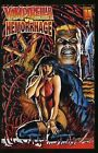 VAMPIRELLA versus HEMORRHAGE #1-3 NEAR MINT COMPLETE SET 1997 HARRIS COMICS