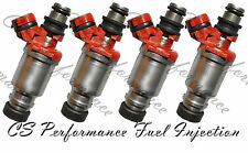 Denso Flow Matched Fuel Injector Set for Toyota-Geo 1.8 23250-16160 (4)