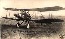British Aircraft Captured by Germans World War 1 6.5x4 inch Reprint a