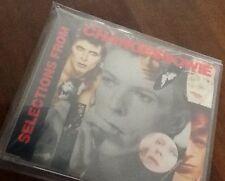 DAVID BOWIE- CHANGESBOWIE SAMPLER CD  PROMO!!
