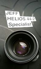 BEST Helios M42 44-2 f2 58mm CLASSIC GREEN SERVICED TESTED SWIRLY BOKEH 83151159