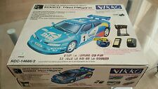 Nikko RC Renault Megane Maxi Kit Car stock de magasin