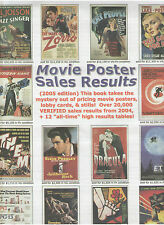 MOVIE POSTER SALES RESULTS 2005 eMOVIEPOSTER.COM & MOVIE COLLECTOR'S WORLD MAG