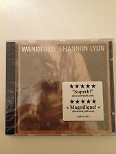 Wandered by Shannon Lyon (CD, Dec-2004, ) See Pictures