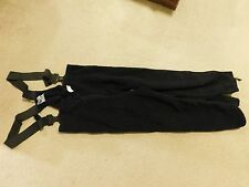 US MILITARY POLARTEC COLD WEATHER OVERALLS MED-LONG NEW W/ DEFECTS