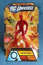 MERCURY THE METAL MEN DC UNIVERSE CLASSICS WAVE 16 FIGURE 5 DC COMICS MATTEL