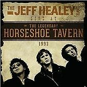 Jeff Healey Band - Live at the Horseshoe Tavern, 1993 (2015) CD  NEW  SPEEDYPOST