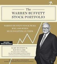 NEW 4 CD The Warren Buffett Stock Portfolio