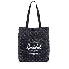 "HERSCHEL SUPPLY CO ""PA TOTE"" BAG (POLKA DOTS) 828432048243 REUSABLE LIGHTWEIGHT"