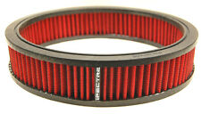 SPECTRE RED HI FLOW ROUND AIR FILTER K&N OIL TYPE WASHABLE HPR3647