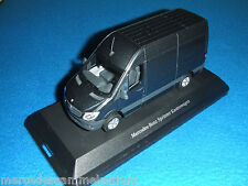 Mercedes Benz w906 sprinter recuadro auto/van Facelift 2013 gris/Grey 1:43 nuevo/new