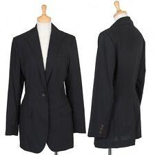 Jean-Paul GAULTIER FEMME Wool Nylon Jacket Size 40(K-47907)