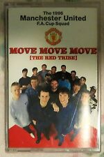 Manchester United - The Red Tribe - Move Move Move 1996 FA Cup Final team song