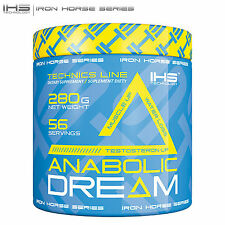 ANABOLIC DREAM 280 Testosterone Boost Muscle Up Water Loss Creatine Matrix Stack