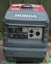 Honda EU3000iS 3000 Watt SUPER QUIET 6.5 HP Generator