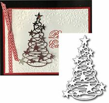 Christmas Tree dies - Starlight Tree metal die - Frantic Stamper FRA-DIE-09085