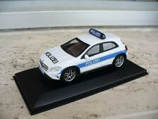 1:43 2016 Mercedes Benz GLA X156 german Polizei D police