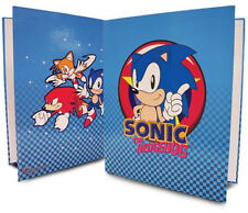 *NEW* Sonic The Hedgehog: Sonic Binder by GE Animation