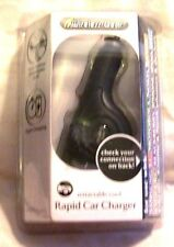 Wireless Gear Retractable Rapid Car Charger For A Variety of Devices (see Photo)