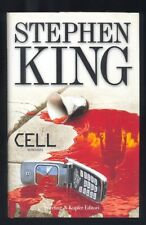 Stephen King  Cell  Sperling &Kupfer Editori 2006  come nuovo R