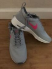 New Girl's Nike pink and gray sneakers