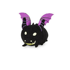 Disney Usa Authentic Villains Maleficent as Dragon Tsum Tsum Plush New with Tags