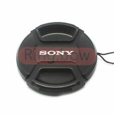 Snap-on Lens Cap for Sony Camera 55mm