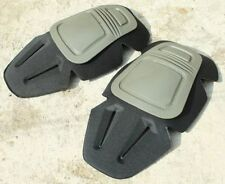 AIRSOFT KNEE INSERT PADS TROUSERS GEN FITS CRYE PRECISION GREEN OD FG 1335
