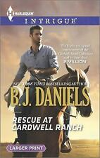 Rescue at Cardwell Ranch (Harlequin LP IntrigueCardwell Cousins) by Daniels, B.J