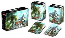 Ultra Pro Magic Duel Deck Box Zendikar Vs Eldrazi 86297 MTG Card Protectors Case