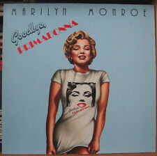 MARILYN MONROE GOODBYE, PRIMADONNA CHEESECAKE COVER  FRENCH LP