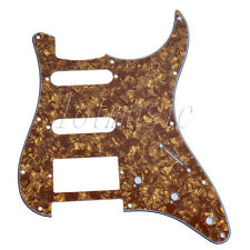 Pearloid Electric Guitar Pickguard/Scratch Plate For Fender ST replacement SSH