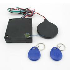 Smart Key RFID Car Alarm System Sensor Motorcycle Anti-theft Device Engine Car S