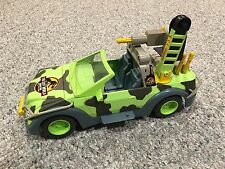Jurassic Park The Lost World Electronic Ground Tracker Vehicle