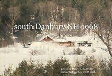Boston & Maine RR jordan spreader  South Danbury NH 1968