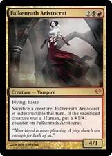MTG Falkenrath Aristocrat x 1 EX/NM Dark Ascension Magic Rare