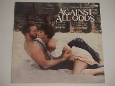 AGAINST ALL ODDS LP  Soundtrack  OST