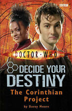 "The Corinthian Project: Decide Your Destiny No. 4 (""Doctor Who"") Davey Moore Ver"
