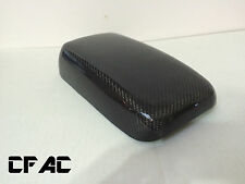 CFAC Carbon Fiber Kevlar Hybrid Armrest Lid Cover FOR 12 - 16 Honda Civic