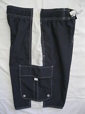 NWT New HangTen Hang Ten Men's Shorts size small eclpse $38