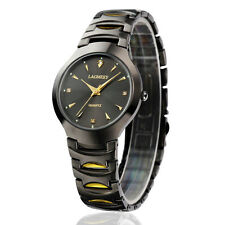 New Men Luxury Tungsten Steel Quartz Wristwatch 100m Waterproof Swim Man Watches