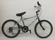 "TREK 20""Mountain/BMX w/6-Speed Grip Shift Shimano Components w/Yeti Stickers"