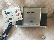 VINTAGE Polaroid Print Copier, Model 240  Land Camera Print Duplication