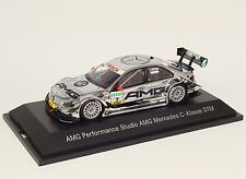 Mercedes-Benz C-Klasse C-Class W204 DTM 2011 AMG Green Minichamps 1:43 dealer ed