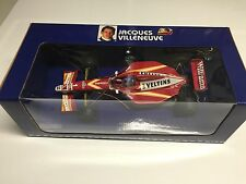 Minichamps 1988 Jacques Villeneuve Williams Mecachrome Launch Version 1/18 NIB