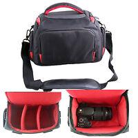 DSLR Camera Shoulder Bag Case For Nikon D600 D3200 D5000 D3000 D300 D90 D3100