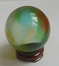 New 40mm multicolour Mexican Opal Sphere, Crystal Ball YL