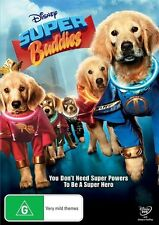 Super Buddies DVD NEW
