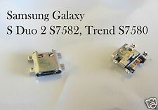 Samsung Galaxy S Duos 2 S7582, Trend S7580 USB Charging Connector Block Port